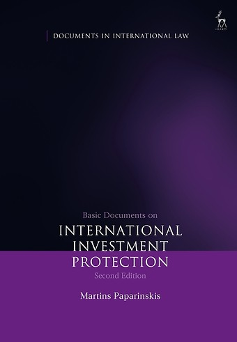 Basic Documents on International Investment Protection
