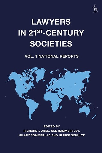 Lawyers in 21st-Century Societies
