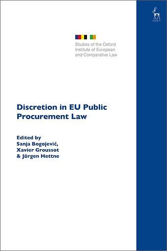 Discretion in EU Public Procurement Law