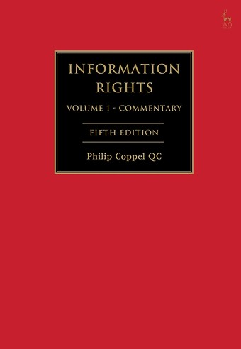 Information Rights (2 volumes)