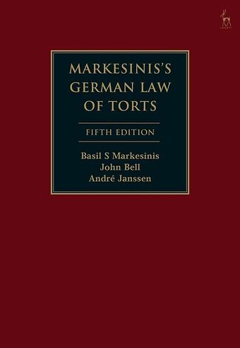 Markesinis's German Law of Torts