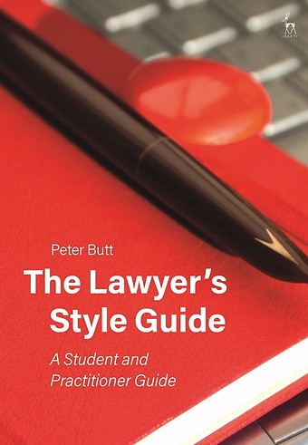 The Lawyer's Style Guide