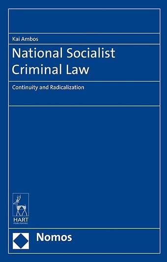 Nationalist Socialist Criminal Law