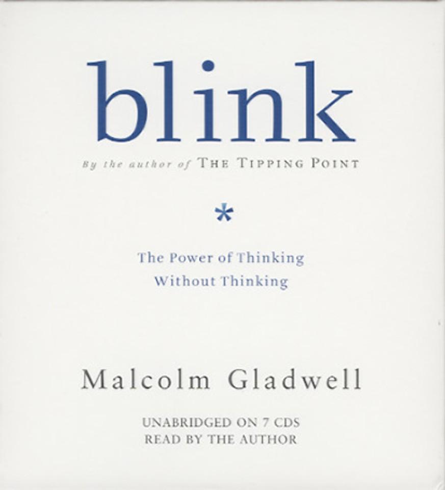 Blink (7 audio-cd's)