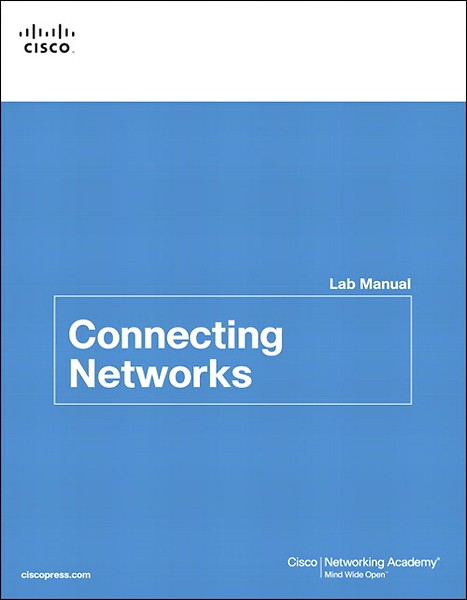 Connecting Networks Lab Manual Engels door Cisco Networking