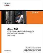 Cisco ASA: All-in-One Next-Generation Firewall, IPS, and VPN Services 3rd edition