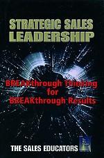 Strategic sales leadership (1e druk 2006)