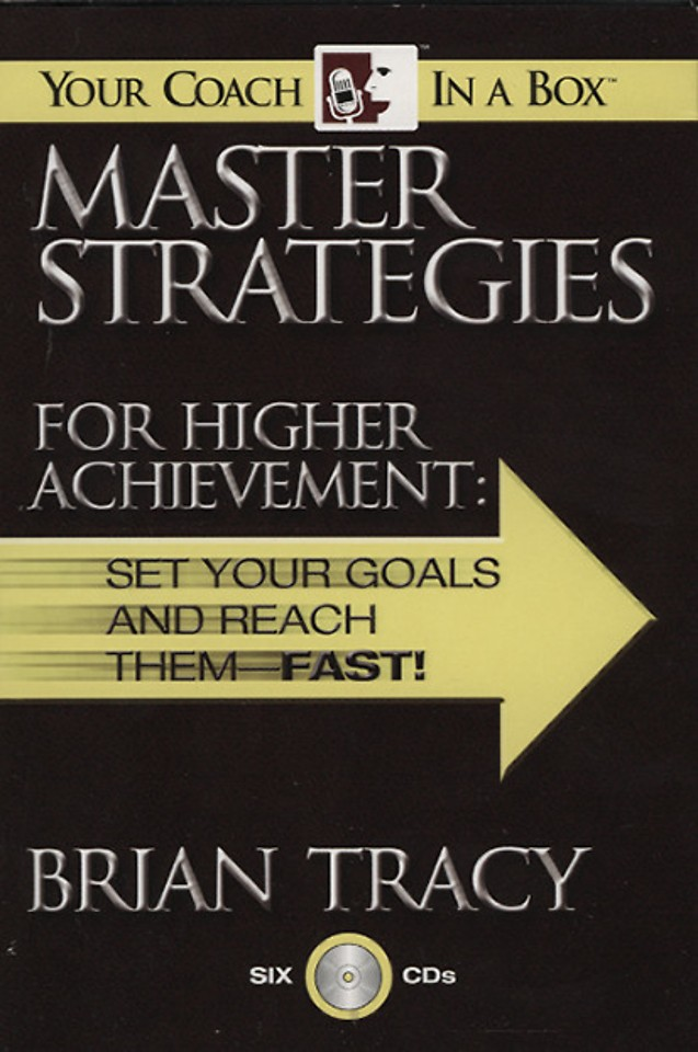 Master Strategies of Higher Achievement, (6 audio-cd's)