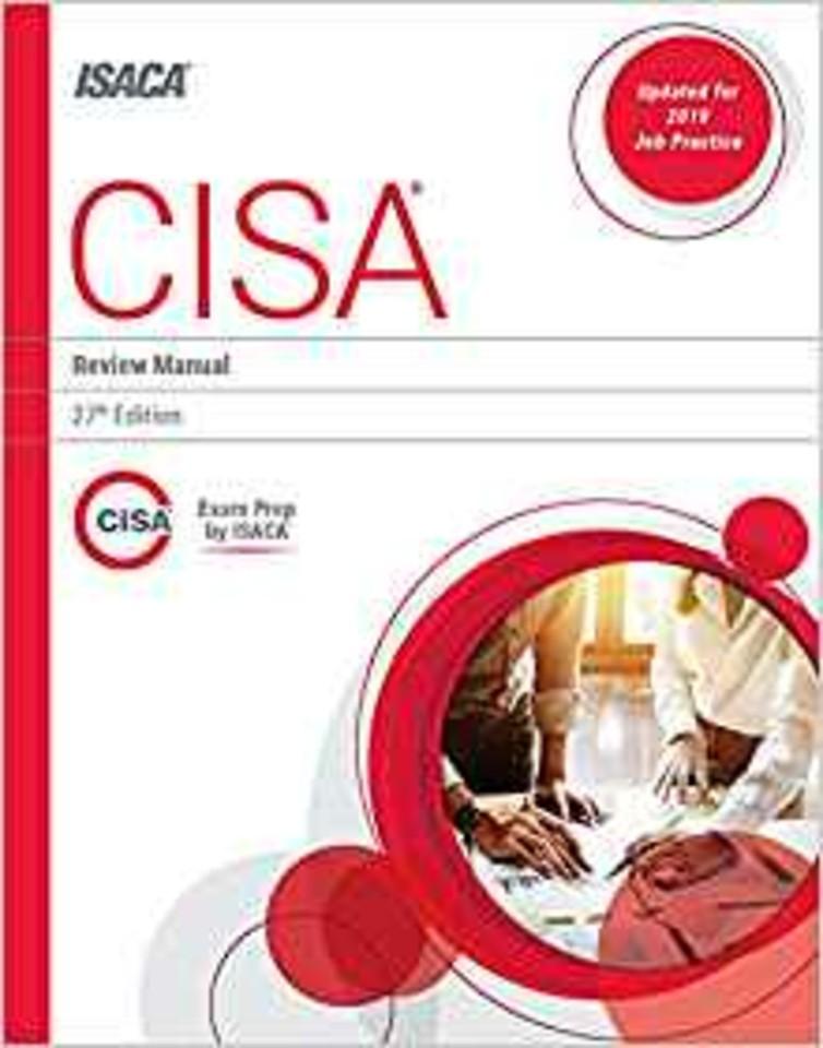 CISA Review Manual (CRM27ED)