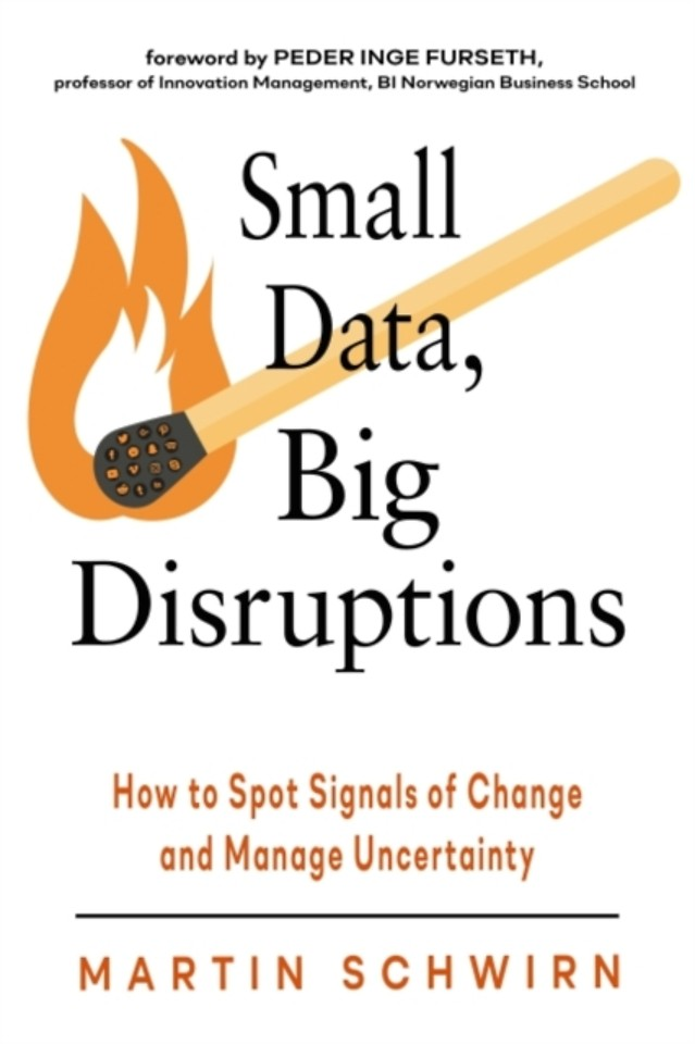 Small Data, Big Disruptions