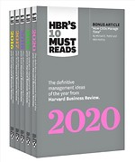 5 Years of Must Reads from HBR: 2020 Edition (5 Books)
