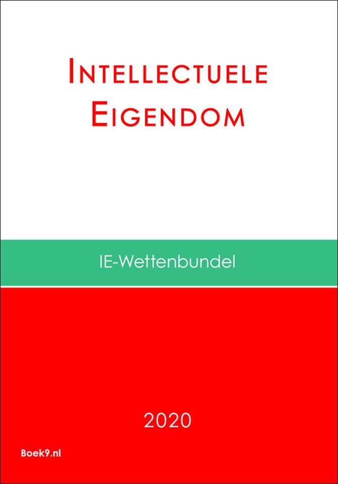 Wettenbundel Intellectuele Eigendom 2020