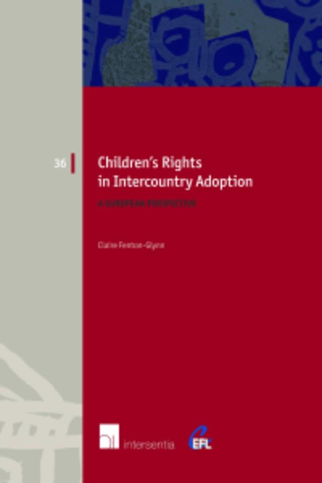 Children's Rights in intercountry adoption