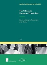 The Citizen in European Private Law