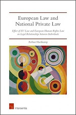 European Law and National Private Law