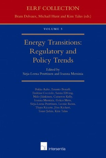 Energy Transitions: Regulatory and Policy Trends