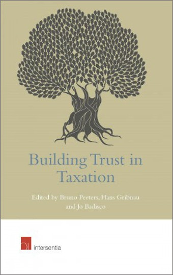 Building Trust in Taxation