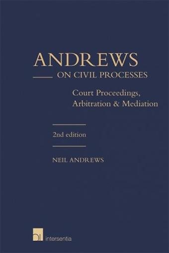 Andrews on Civil Processes
