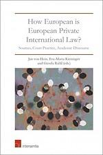 How European Is European Private International Law?