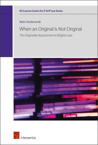 When an Original Is Not Original