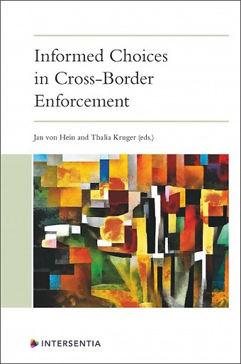 Informed Choices in Cross-Border Enforcement
