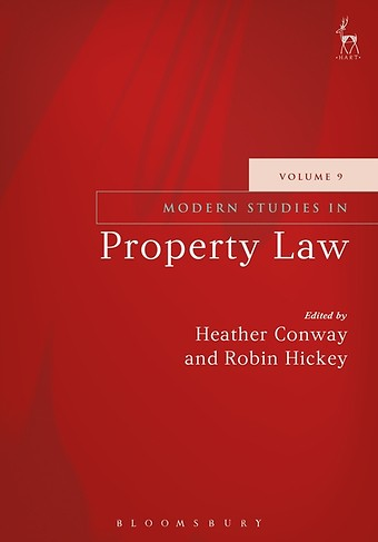 Modern Studies in Property Law