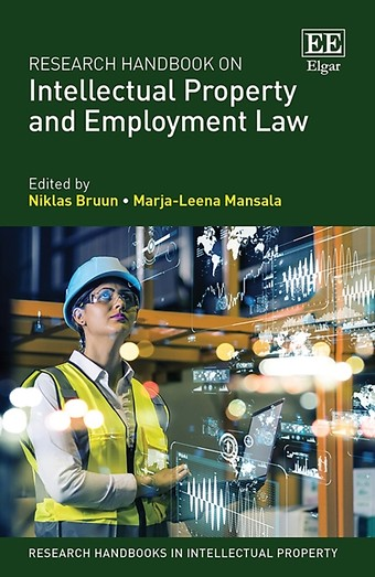Research Handbook on Intellectual Property and Employment Law