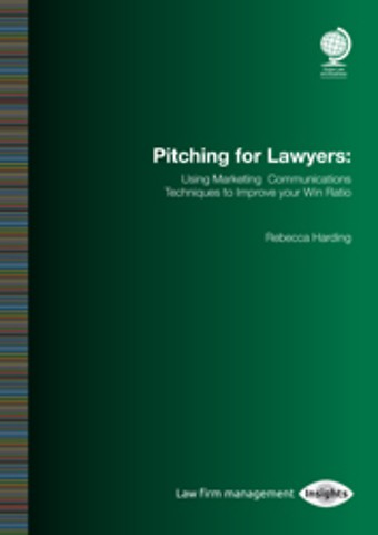 Pitching for Lawyers