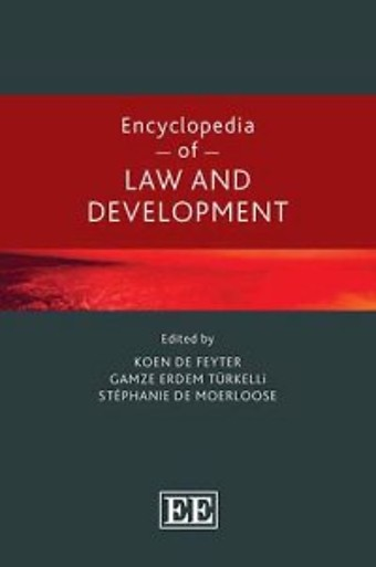 Encyclopedia of Law and Development