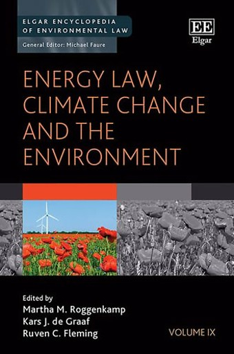 Energy Law, Climate Change and the Environment