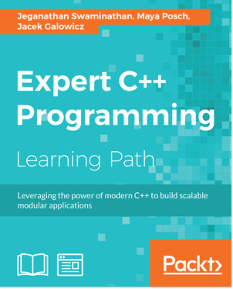 Expert C++ Programming Learning Path