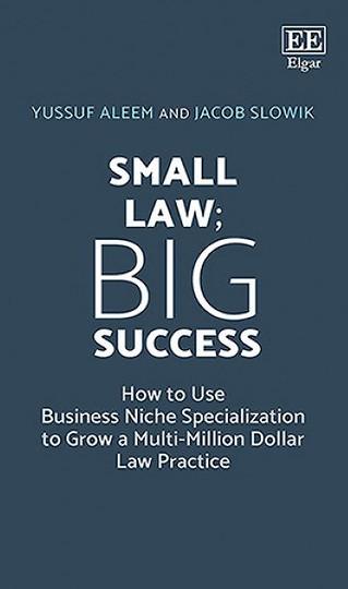 Small Law; Big Success