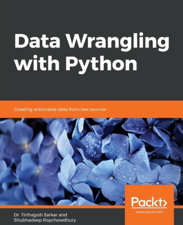 Data Wrangling with Python