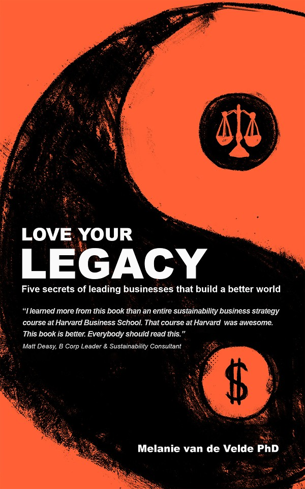 LOVE YOUR LEGACY