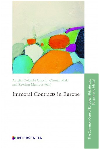 Immoral Contracts in Europe