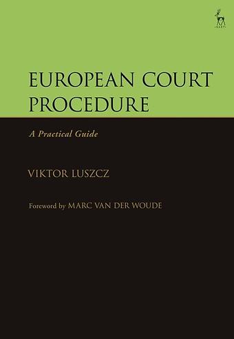 European Court Procedure