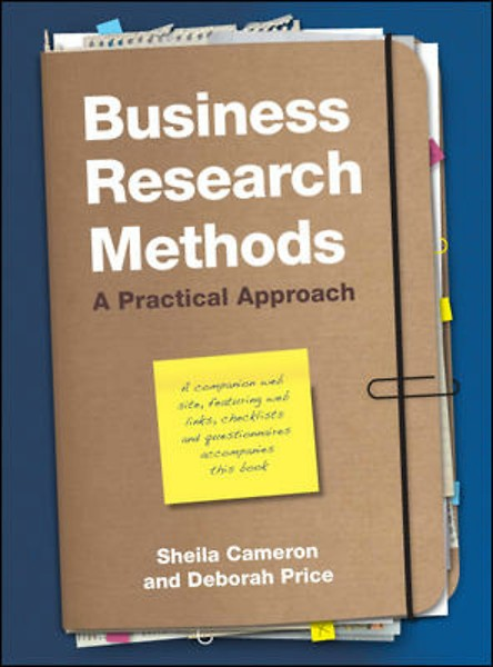 research methods for business and management pdf