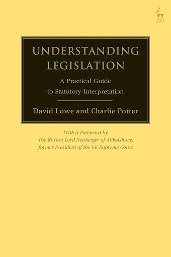 Understanding Legislation