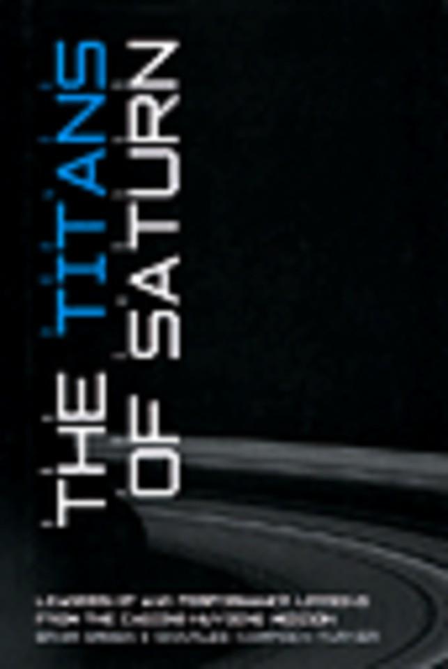 The titans of saturn