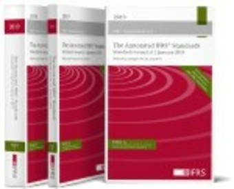 Annotated IFRS(R) Standards - Standards issued 1 January 2019 (Red) (3 vol. set)
