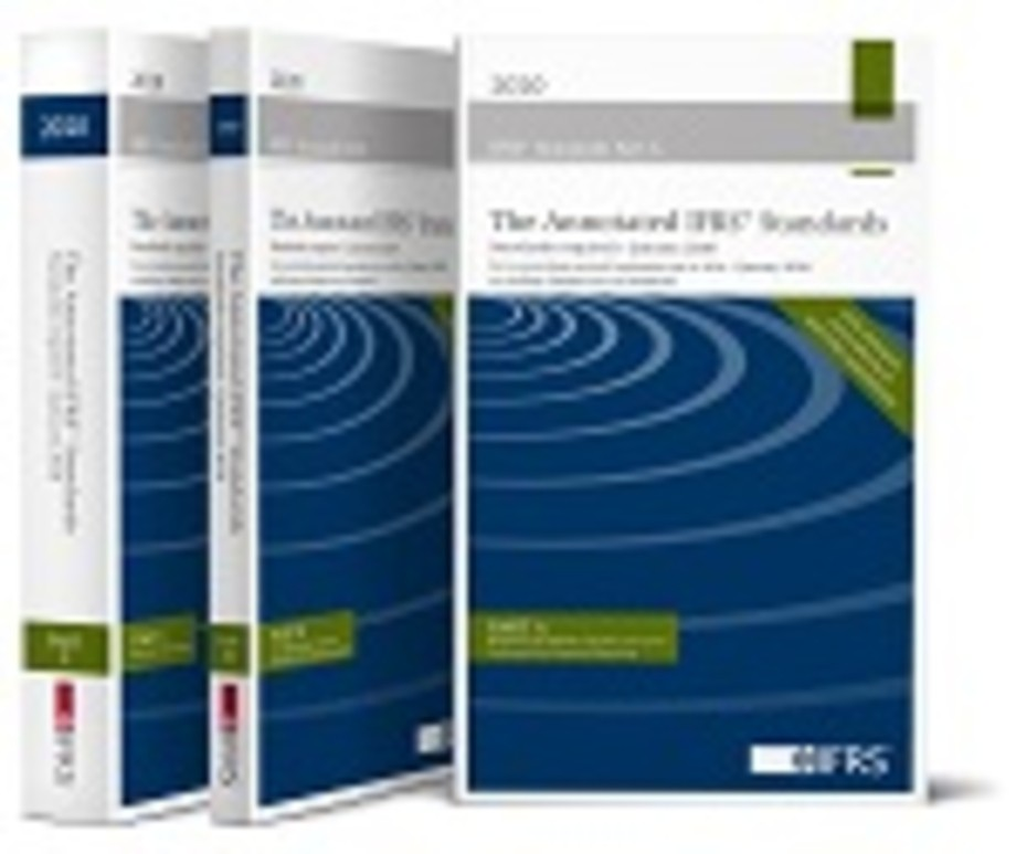 The Annotated IFRS® Standards Required 2020 (Annotated Blue Book) - 3 volume set