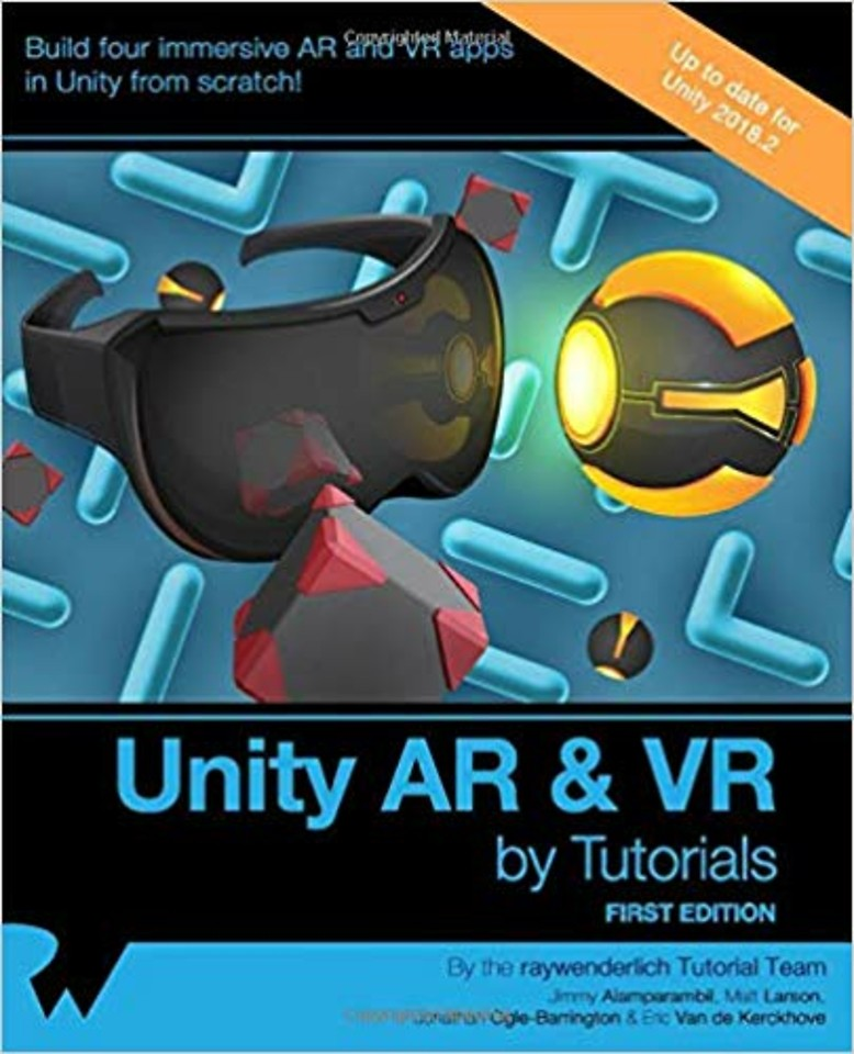 Unity AR & VR by Tutorials