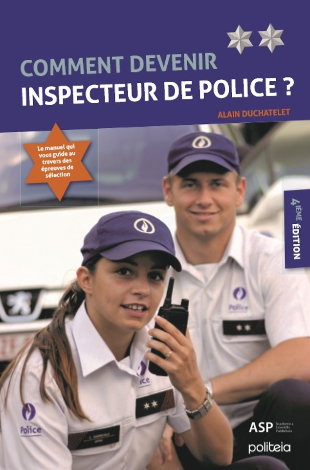 Comment devenir inspecteur de police?