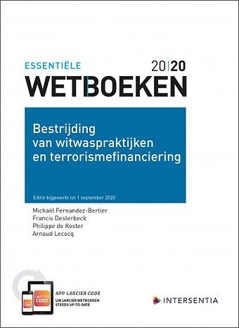 Bestrijding van witwaspraktijken en terrorismefinanciering