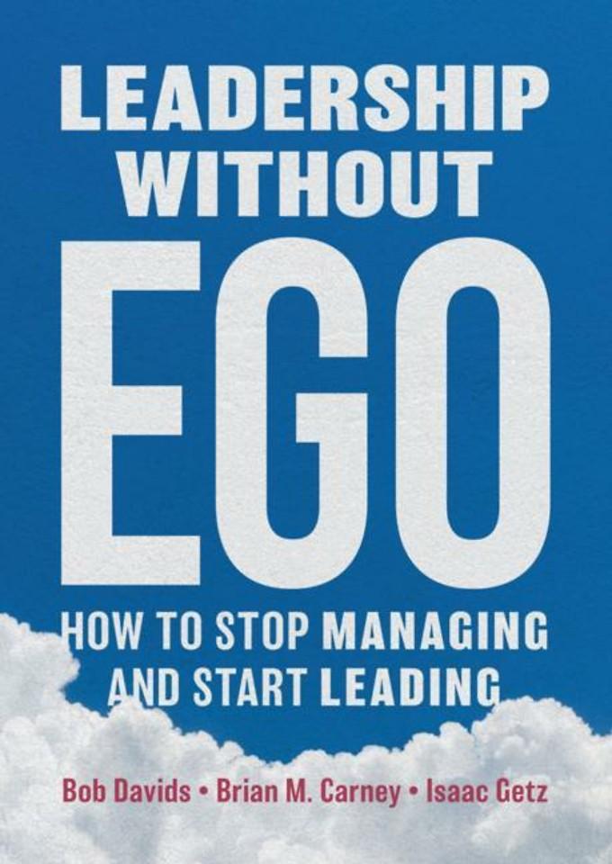 Leadership without Ego
