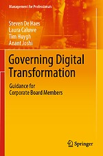 Governing Digital Transformation