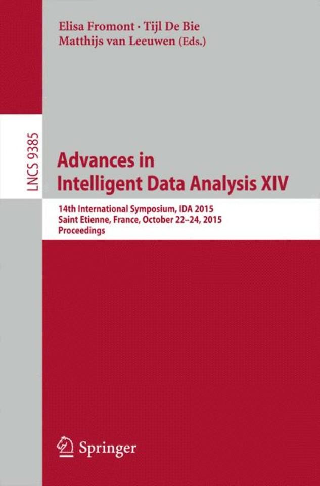 Advances in Intelligent Data Analysis XIV