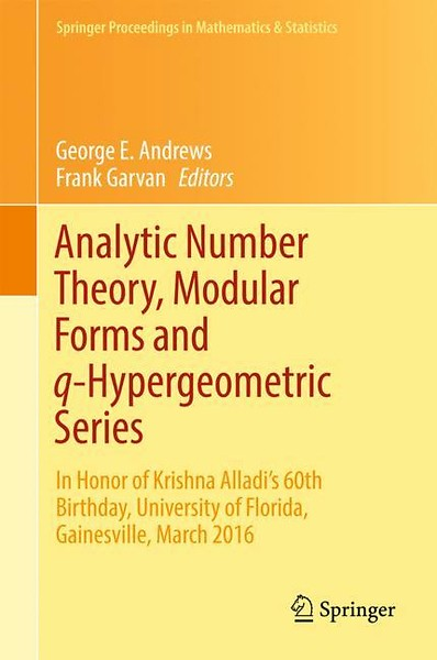 Analytic Number Theory : In Honor of Helmut Maier's 60th Birthday (, Hardcover) | eBay