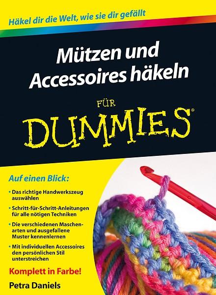 Mützen Und Accessoires Häkeln Für Dummies Door Petra Daniels Boek