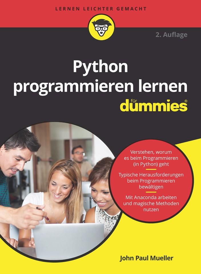 Python programmieren lernen für Dummies